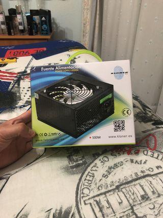 Fuente alimentacion power supply k0006