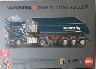 Camión SCANIA. Radio Control. Siku 6725