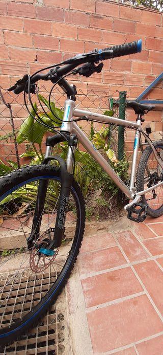 bicicleta XL nakamura