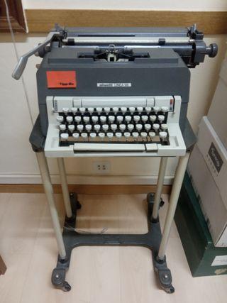 Máquina de escribir reliquia vintage