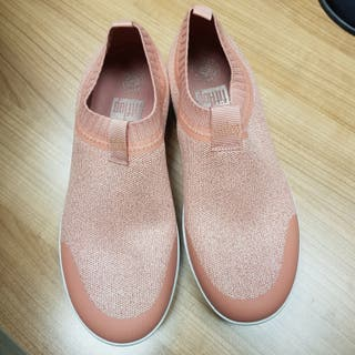 Zapatillas rosas Fitflop talla 39
