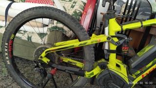 E-bike Bergamount.