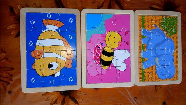 Puzzles 12 piezas