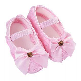 zapatos niña bebé nuevo princesa 12cm