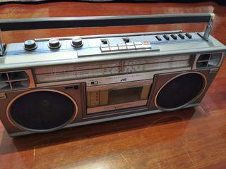 radio cassette jvc