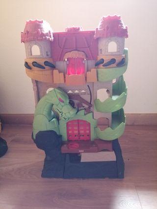 Castillo de juguete para niños