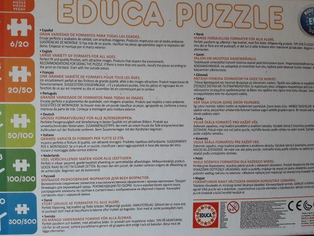 Puzzle Gorjuss Santoro