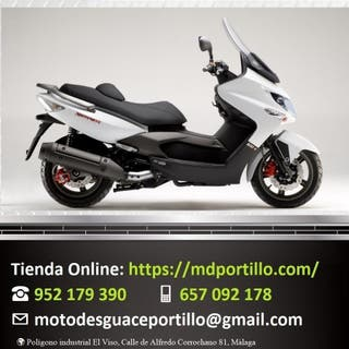 Piezas de moto Kymco XCITING 500 2006-2007