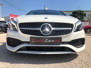 Mercedes-Benz Clase A A180D 7DCT 2017 AMG LINE