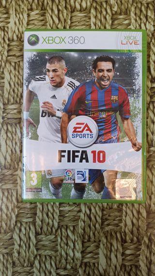 FIFA 2010 XBOX 360