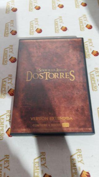 DVD version extendida las dos torres