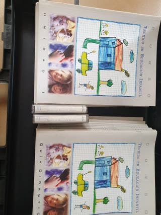 "22 libros ""Técnico Educación Infantil"""