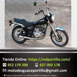 Piezas de moto Yamaha SPECIAL 250 1990-1992