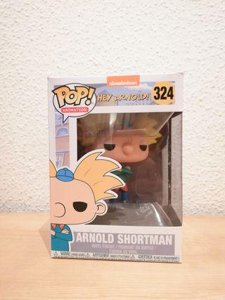 funko pop Arnold Shortman