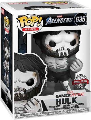 Funko Pop Hulk Gamerverse 635