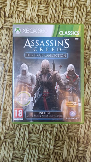 Assassin's Creed Heritage Collection XBOX