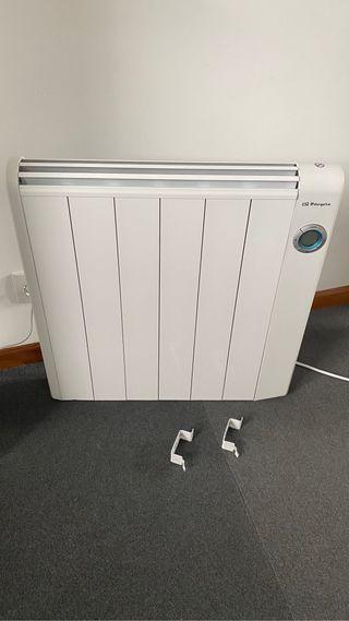Emisor térmico seco calefactor