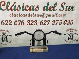 biela motor villiers 125cc