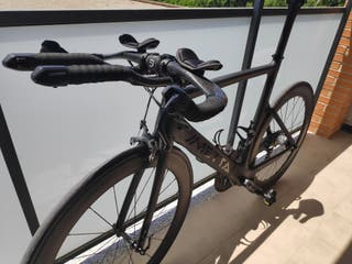 Bicicleta triatlón carbono DI2