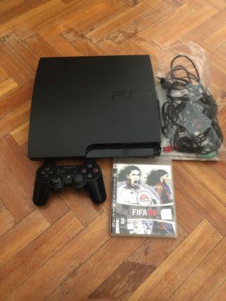 PS3+juego+mando