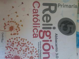 Religion 5 primaria