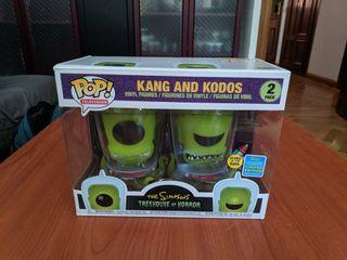 Funko Pop! Kang y Kodos