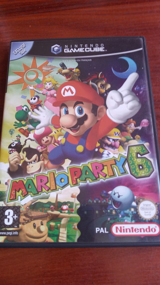 VideoJuegos GameCube