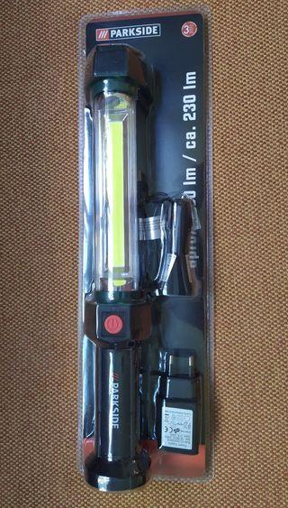 A estrenar Lámpara LED portátil recargable