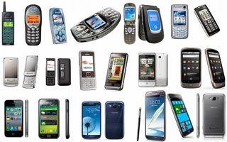 Colección de teléfonos nokia más de 250 diferentes