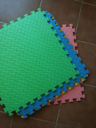 suelo puzzle goma eva grande