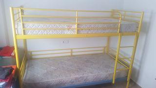 Literas cama de 200x90
