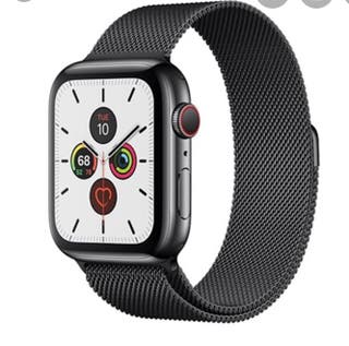 APPLE WATCH SERIE 5 44mm ACERO INOXIDABLE MILANESE