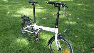 Dahon bicicleta plegable