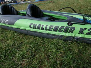 Kayak hinchable CHALLENGER K2
