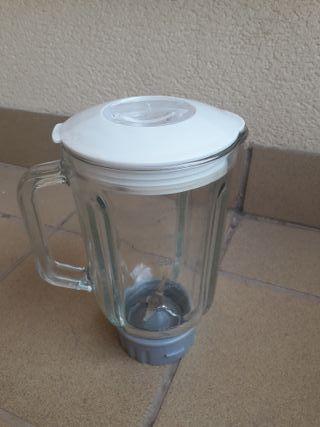 jarra de cristal batidora licuadora