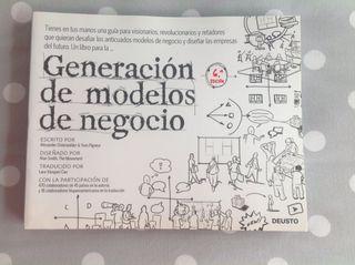 """Libro """"Generación de modelos de negocio"""""""