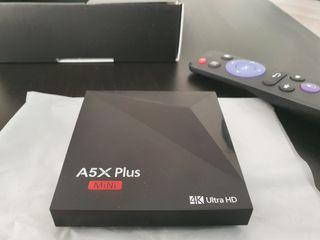 Smart TV Box 4K Android 8.1 (NUEVO)