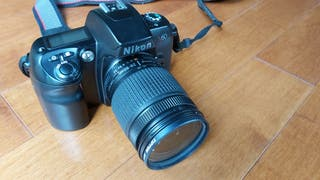 Cámara Fotos Nikon N60