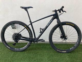 Bici 29 carbono rigida