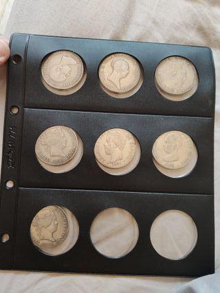 monedas pesetas españa
