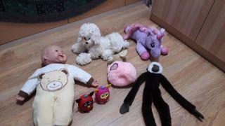 lote de juguetes niña