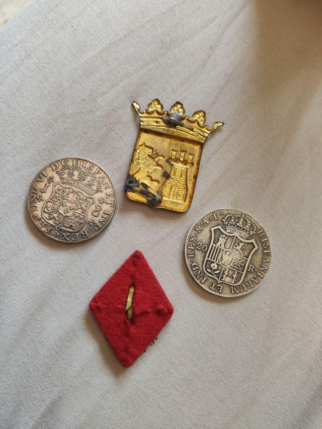 monedas y medallas