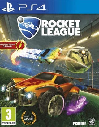 Rocket league play 4