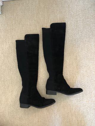 Clarks Pure Caddy Over-the-knee Boots