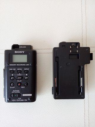 SONY HVR - MRC1K + cuna HVRA - CR1