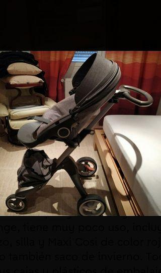 Carrito, silla, capazo, maxi cosi, Stokke Xplory