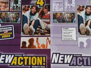 Libros de inglés Action! 4 ESO