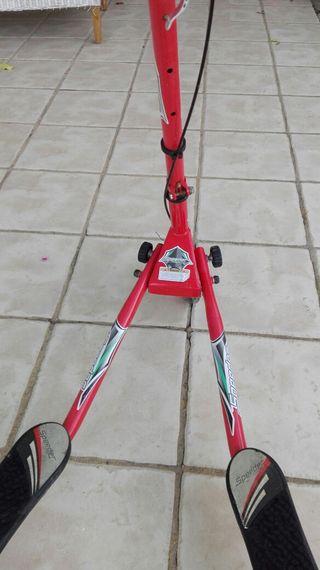 Patinete 3 ruedas Speeder