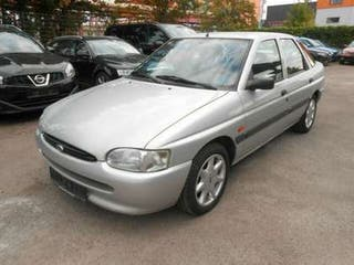 Ford Escort Gasoilna, ano 1999 con solo 91000 km
