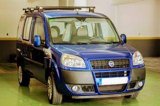 Fiat Doblo Combi Dynamic 1.9 Multijet